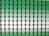 double-resistance geogrids for mining