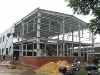 2012 hot sale unique designed steel structure workshop L/C,D/P,D/A,O/A Payment Available