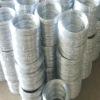 Galvanized steel wire factory