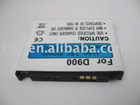 Battery For Samsung SGH D900 D908 E780 E788 D900i E788