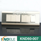 Perfect design PC/ABS wall switch in high quality