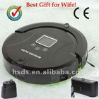 2012 New Hot Sale 4 In 1 Multifunctional Automatic Intelligent Robotic Maid Auto Dust Vacuum Cleaner