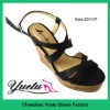 2012 lady fashion shoes & sandals
