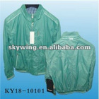 Wholesale - S09 Spring mens woven jacket (reversible!)
