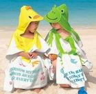 2012 new summer coming 4pcs/lot 4 animals Baby Robe, Baby sleeping bag, Baby sleeping wear