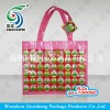 Environmental laminating non-woven bags handled tote bags GS-100050