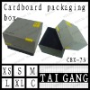 For ring lid type grey board promotional case