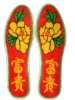 Chinese embroidery insoles, shoe pad