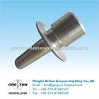 Fine machining screw plug