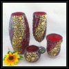 Beautiful Handmade Glass Mosaic with Acylic Beads Gift sets for Home Decoration or Wedding
