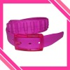 Western Silicone Bullet Belt