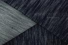 Indigo Slub twill,knitted denim fabric