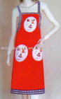 printing poly fabric korea style bib apron