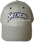 100% Cotton Twill Golf Cap With Ball Marker