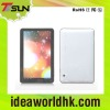 10.1 inch capacitive touch screen tablet pc
