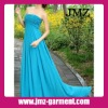 2012 Hot sell ladies long evening dress manufacture