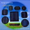 10W photovoltaic poly small solar panel