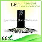 11000mAh capacity portable power bank for laptop and psp