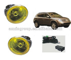 Auto Fog Lamps For NISSAN MURANO/ALTIMA 2005 With Yellow Lens (AX-063yl-NS)