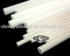 Opaque Quartz Glass Tube
