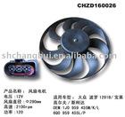 Fan Motor for VW ,Polo,Bora,Golf,Skoda,Audi