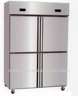 stainless steel vegetable refrigerator