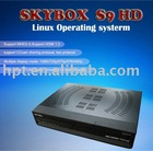 skybox S9 HD PVR MPEG4 H.264 CCcam SET TOP BOX