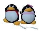 Penguin Fashion Doll Speaker