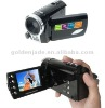 "High resolution digital video camera 12 MP 2.4"" MAX 32GB 4X digital zoom flashlight(DV7000)"