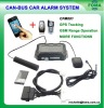 CAN-BUS GPS/GSM car alarm system