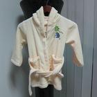 4A242 100% Micro Polyester Children's Bathrobe
