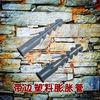 plastic wall plug/plastic anchor M10 S10X50