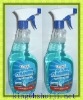 750ml natual Green Car glass cleaner