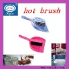 hot cleaning brush