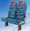 Passenger seat design for bus