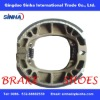 GN125 motorcycle brake shoes
