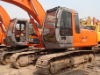 crawler excavator hitachi ZX200-6