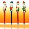 2012 creative santa's pen christmas excellent present