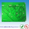 1 layer pcb for game player