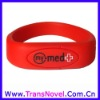 Silicon Bracelet Promotional USB Stick CE FCC