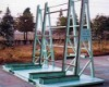Transport Metal Framework Rack