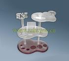 SK-2 High Quality Acrylic Cosmetic POS Display Rack