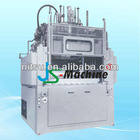 Thick sheet vacuum thermoforming machine