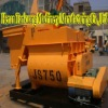 High Efficiency and Capacity Construction Mixer