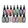 Professional Kuro Sumi tattoo ink tattoo supply 15ml 14 bottles