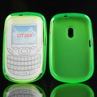 cellphone tpu diomand case for alcatel OT355