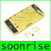 Mobile Phone Parts For iPhone 4 Bezel Gold