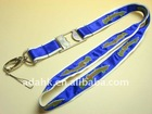Printed band cell phone chain strap