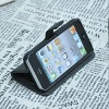 for iphone 5 leather case