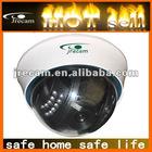 Jrecam dome ip camera H.264 PNP Wireless IP camera plug and play p2p